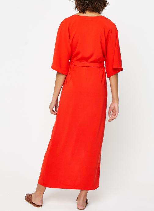 Kleding Vila Long Dresses VIMILENA Rood model