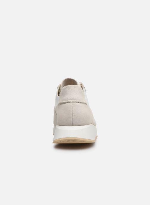 Sneakers Clarks Originals Kiowa Pace M Bianco immagine destra