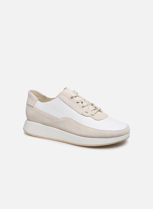 Sneakers Clarks Originals Kiowa Pace M Bianco vedi dettaglio/paio