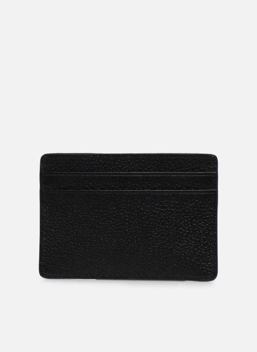 Pelletteria Michael Michael Kors JET SET  CARD HOLDER Nero immagine frontale