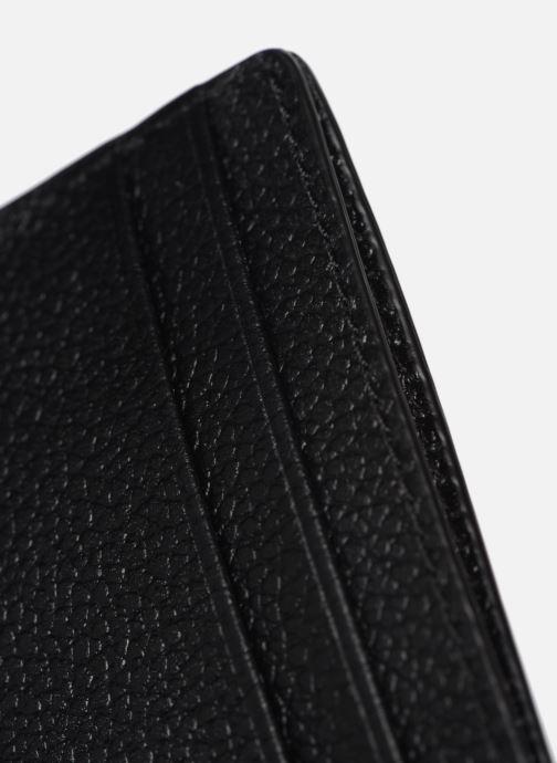 Petite Maroquinerie Michael Michael Kors JET SET  CARD HOLDER Noir vue derrière