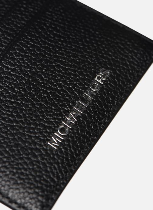 Pelletteria Michael Michael Kors JET SET  CARD HOLDER Nero immagine sinistra