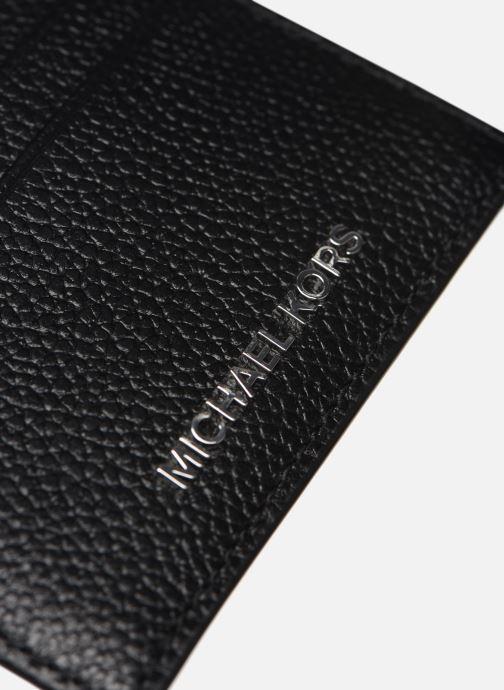 Petite Maroquinerie Michael Michael Kors JET SET  CARD HOLDER Noir vue gauche