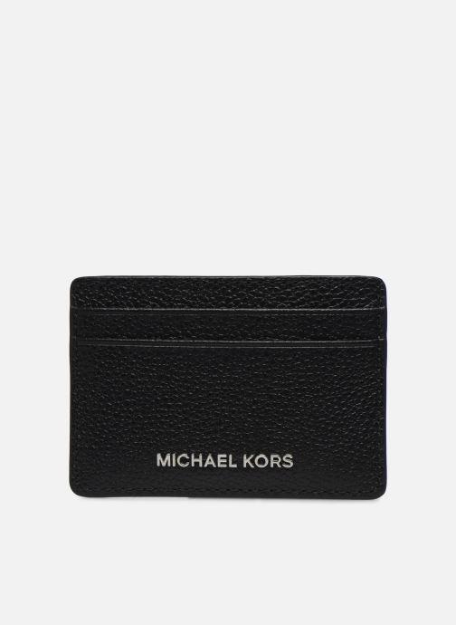 Petite Maroquinerie Michael Michael Kors JET SET  CARD HOLDER Noir vue détail/paire