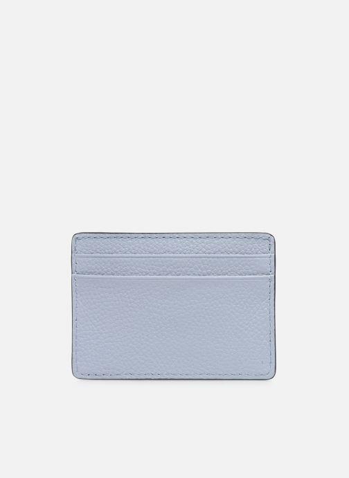 Portemonnaies & Clutches Michael Michael Kors JET SET  CARD HOLDER blau ansicht von vorne