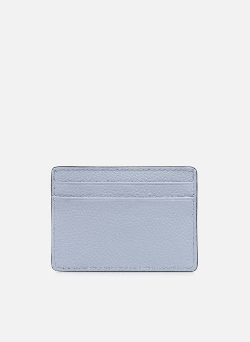 Pelletteria Michael Michael Kors JET SET  CARD HOLDER Azzurro immagine frontale