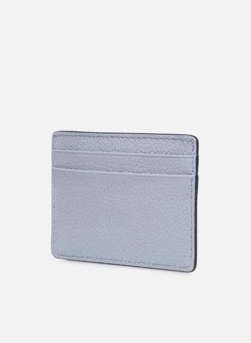 Portemonnaies & Clutches Michael Michael Kors JET SET  CARD HOLDER blau ansicht von rechts