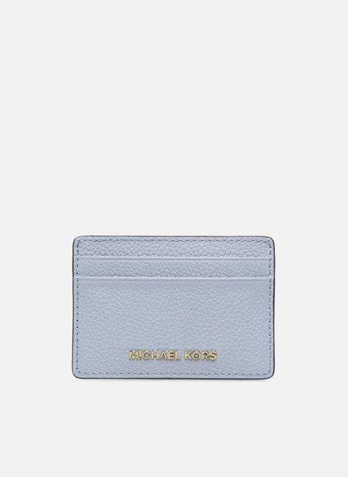 Portemonnaies & Clutches Michael Michael Kors JET SET  CARD HOLDER blau detaillierte ansicht/modell