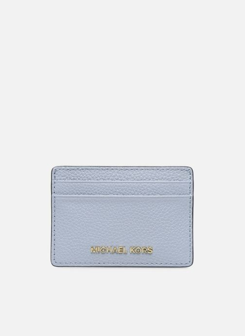 Pelletteria Michael Michael Kors JET SET  CARD HOLDER Azzurro vedi dettaglio/paio