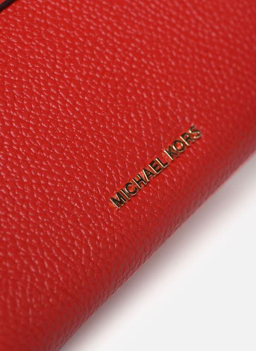 Marroquinería pequeña Michael Michael Kors MK CHARM MONEY PIECE Rojo vista lateral izquierda
