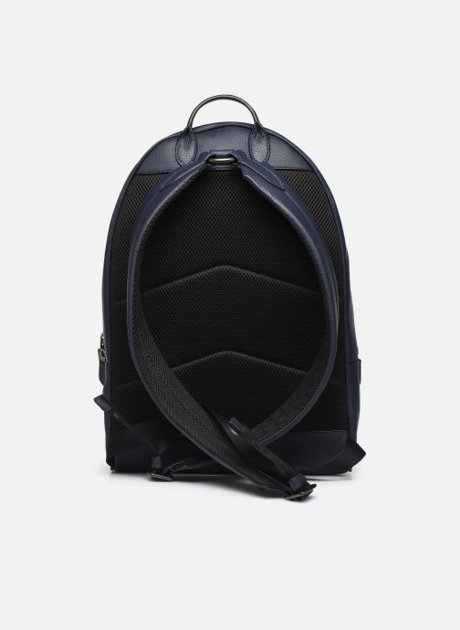 Sacs à dos Coach Metropolitan Soft Backpack Cew Bleu vue face