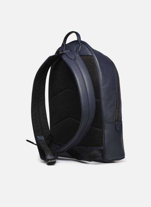 Sacs à dos Coach Metropolitan Soft Backpack Cew Bleu vue droite