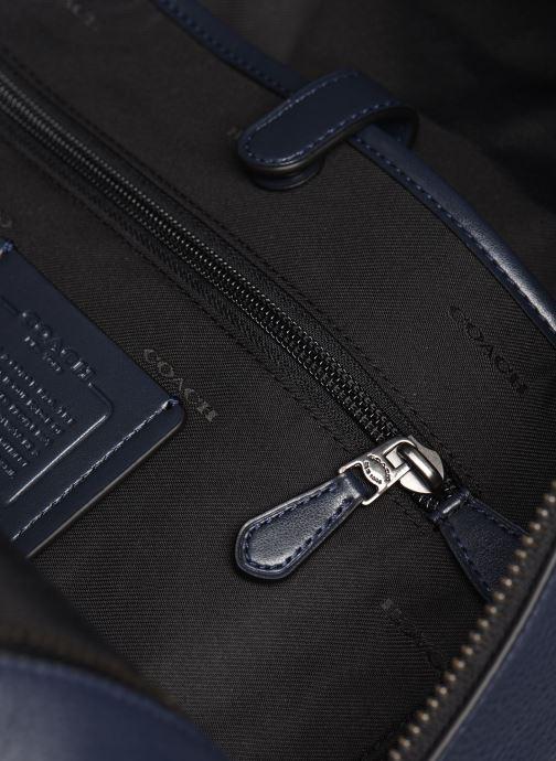 Sacs à dos Coach Metropolitan Soft Backpack Cew Bleu vue derrière