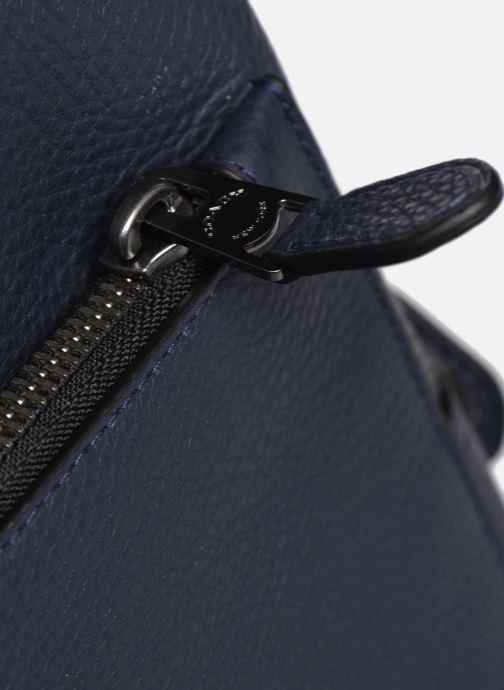Sacs à dos Coach Metropolitan Soft Backpack Cew Bleu vue gauche