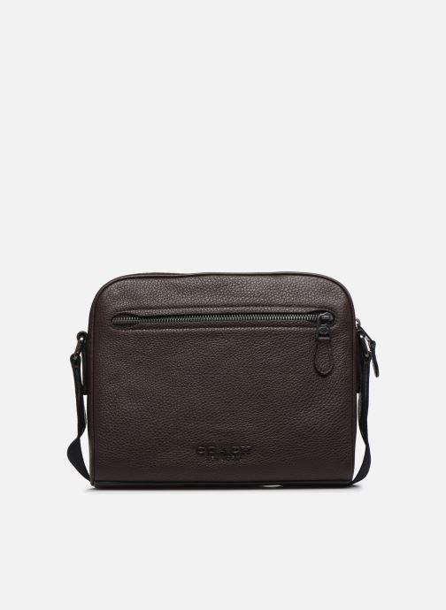 Herrentaschen Coach Metropolitan Soft Camera Bag Crew braun detaillierte ansicht/modell