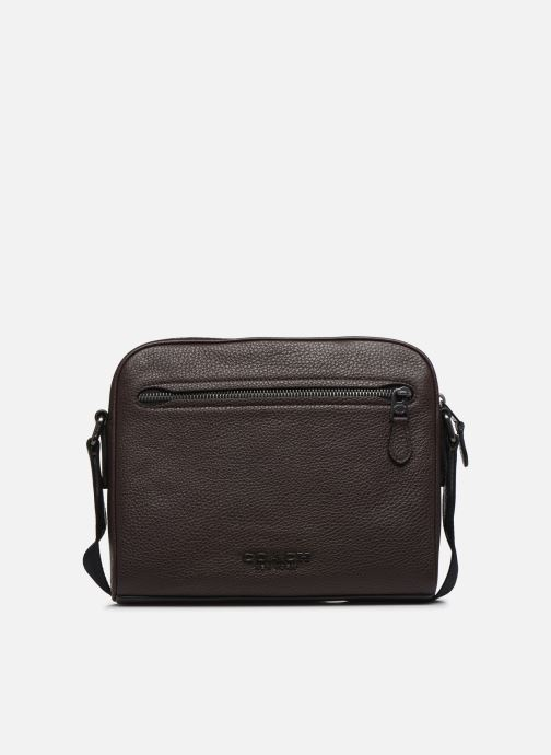 Sacs homme Coach Metropolitan Soft Camera Bag Crew Marron vue détail/paire