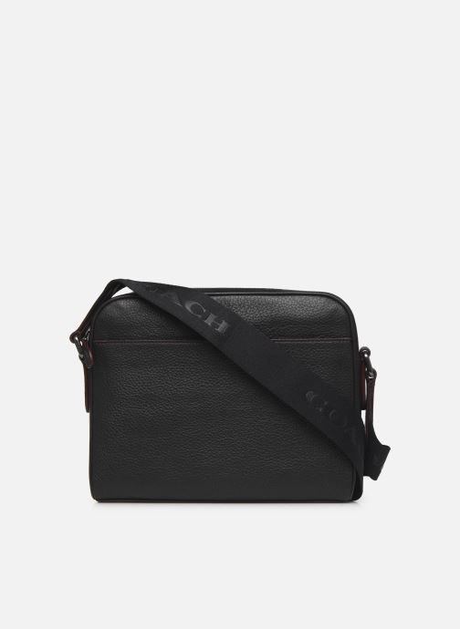 Sacs homme Coach Metropolitan Soft Camera Bag Crew Noir vue face