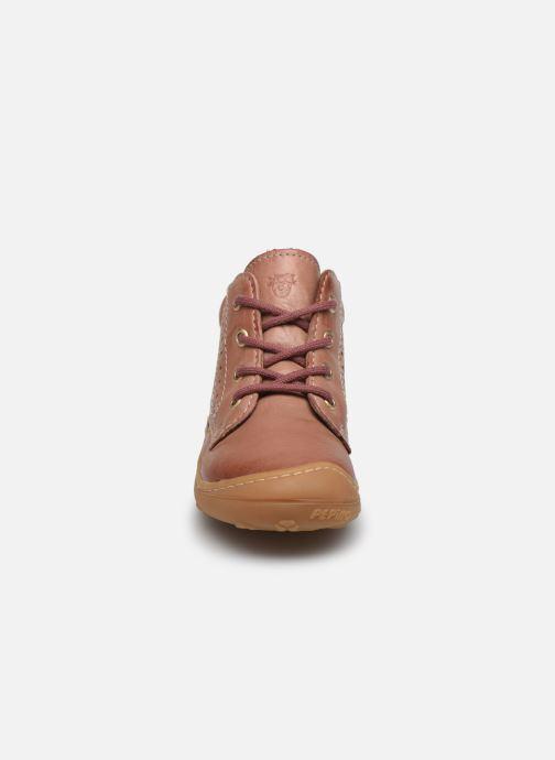 Stiefeletten & Boots Pepino Kelly rosa schuhe getragen