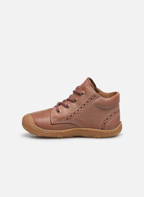 Stiefeletten & Boots Pepino Kelly rosa ansicht von vorne