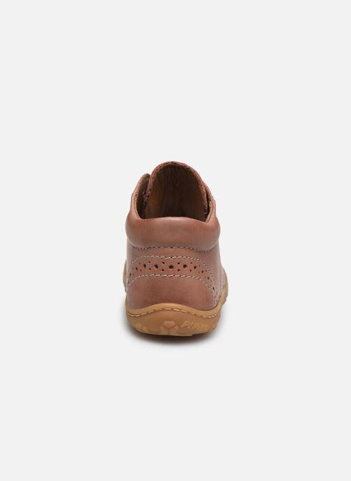 Stiefeletten & Boots Pepino Kelly rosa ansicht von rechts