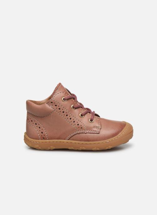 Stiefeletten & Boots Pepino Kelly rosa ansicht von hinten