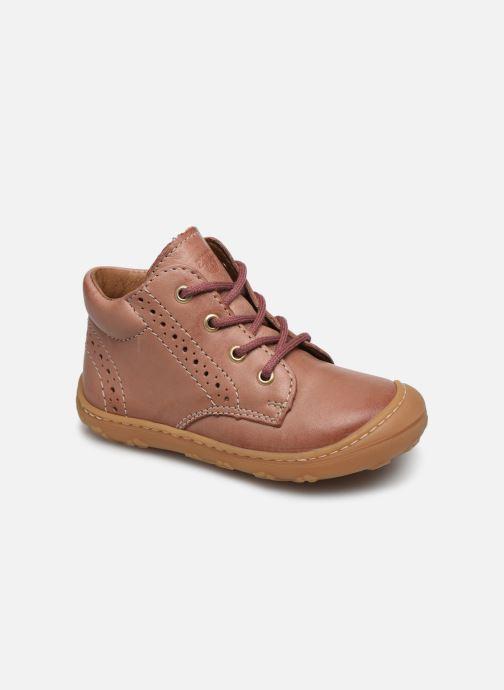 Stiefeletten & Boots Pepino Kelly rosa detaillierte ansicht/modell