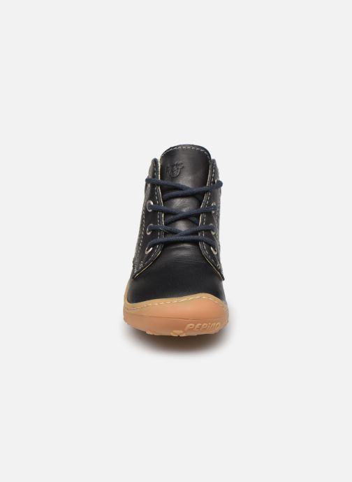 Bottines et boots Pepino Kelly Bleu vue portées chaussures
