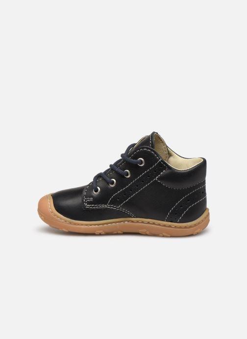 Bottines et boots Pepino Kelly Bleu vue face