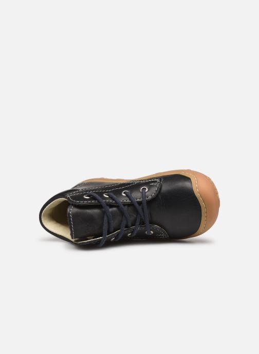 Bottines et boots Pepino Kelly Bleu vue gauche