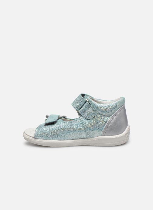 Sandali e scarpe aperte Pepino Silvi Azzurro immagine frontale