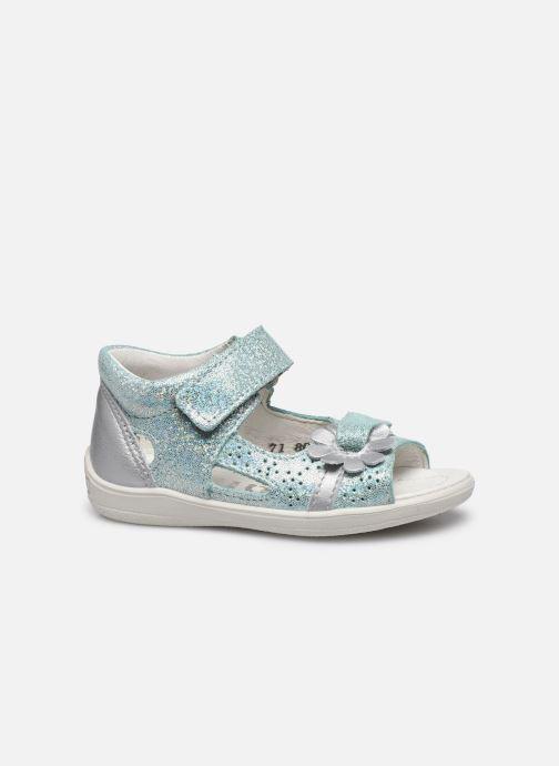 Sandali e scarpe aperte Pepino Silvi Azzurro immagine posteriore