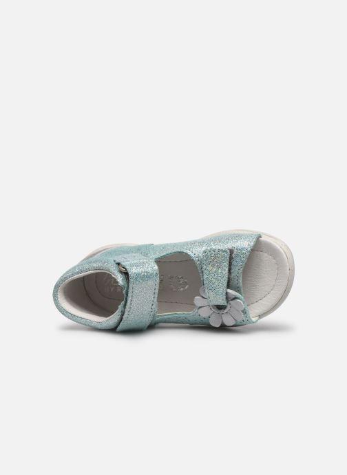 Sandali e scarpe aperte Pepino Silvi Azzurro immagine sinistra