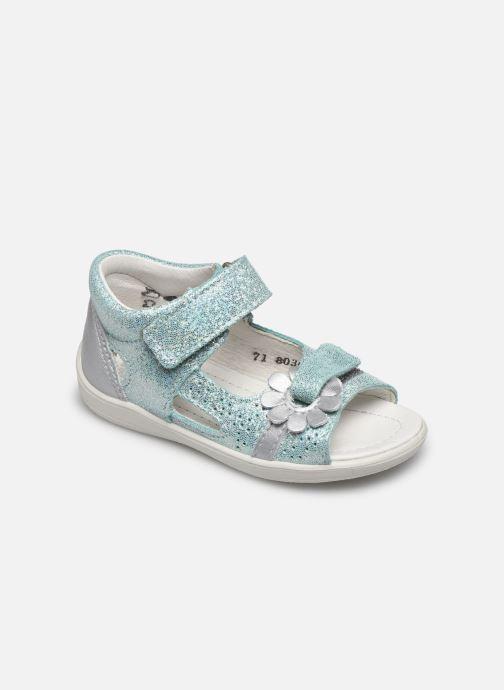 Sandali e scarpe aperte Pepino Silvi Azzurro vedi dettaglio/paio