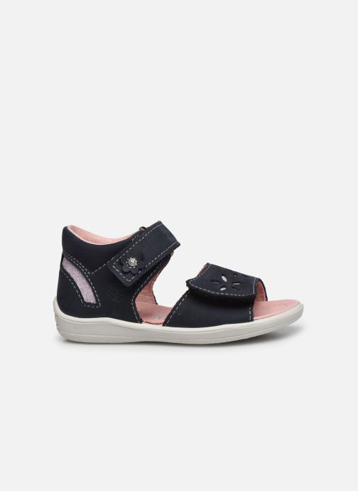Sandales et nu-pieds Pepino Finni Bleu vue derrière