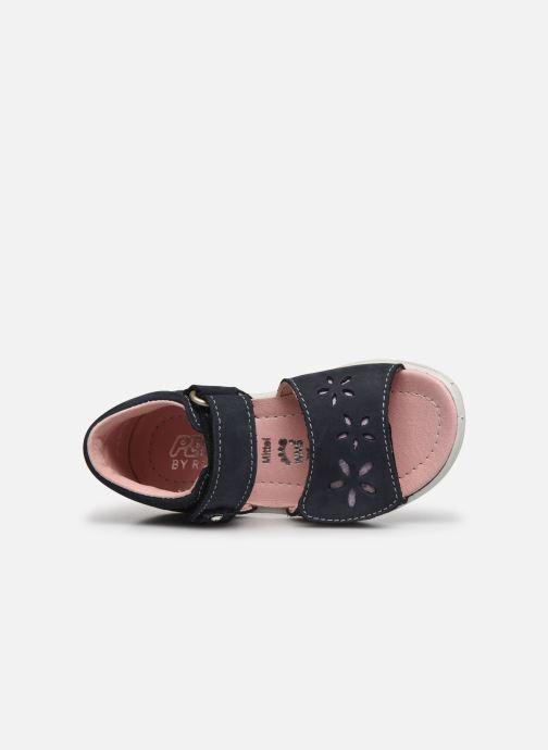 Sandales et nu-pieds Pepino Finni Bleu vue gauche
