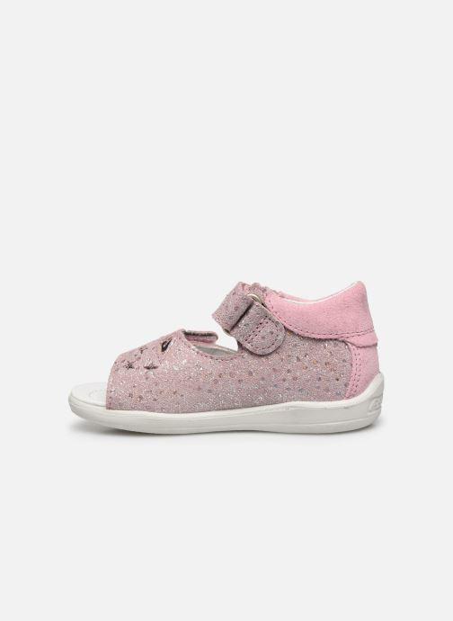 Sandali e scarpe aperte Pepino Vivi Rosa immagine frontale