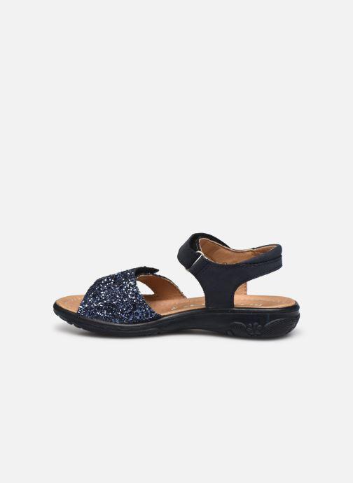 Sandalen Ricosta Moni Blauw voorkant