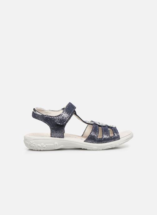 Sandali e scarpe aperte Ricosta Cleo Argento immagine posteriore