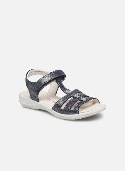 Sandales et nu-pieds Ricosta Cleo Argent vue détail/paire