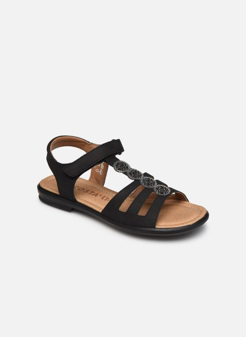 Sandales et nu-pieds Ricosta Ana Noir vue détail/paire