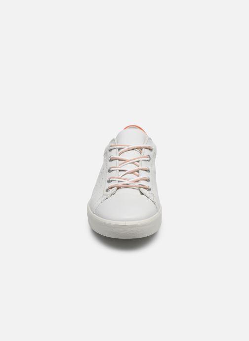 Sneaker Ricosta Mira weiß schuhe getragen