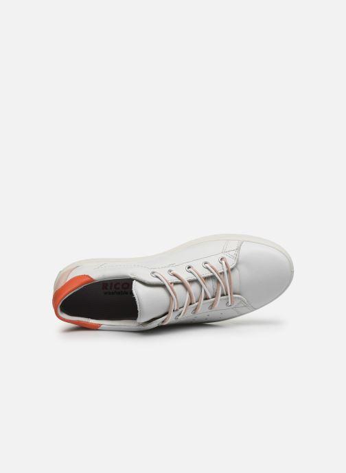 Sneaker Ricosta Mira weiß ansicht von links