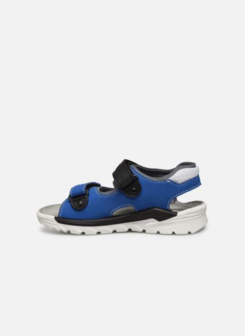 Sandales et nu-pieds Ricosta Soccer Bleu vue face