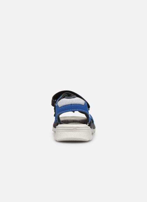 Sandales et nu-pieds Ricosta Soccer Bleu vue droite