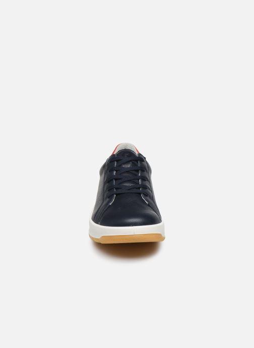 Sneaker Ricosta Detroit blau schuhe getragen