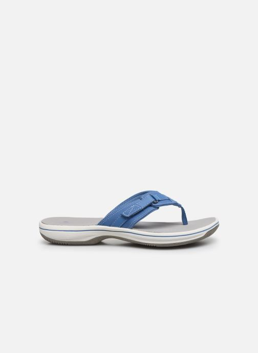 Infradito Cloudsteppers by Clarks Brinkley Sea Azzurro immagine posteriore