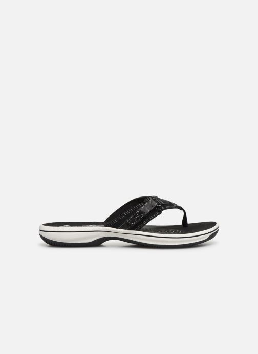 Infradito Cloudsteppers by Clarks Brinkley Sea Nero immagine posteriore