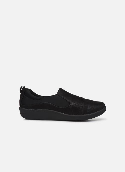 Baskets Cloudsteppers by Clarks Sillian Paz Noir vue derrière