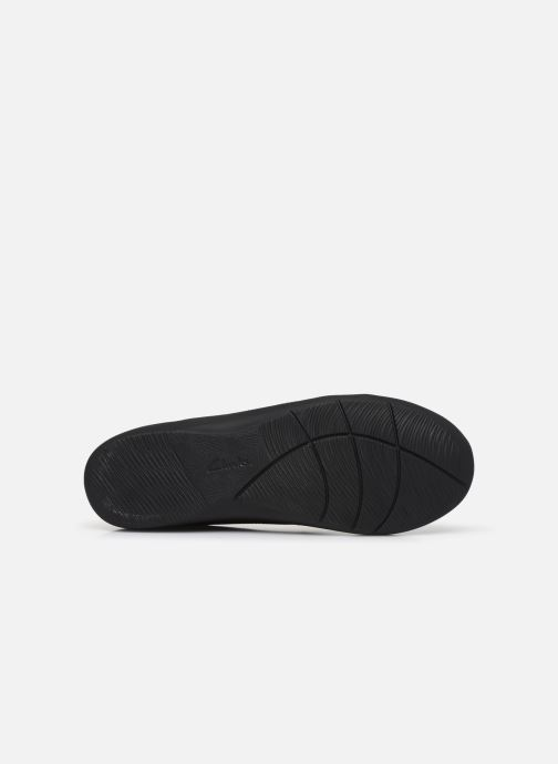 Baskets Cloudsteppers by Clarks Sillian Paz Noir vue haut