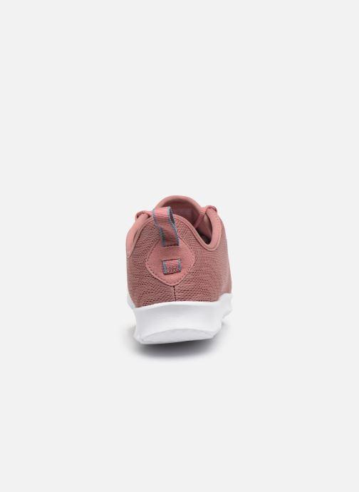 Sneaker Cloudsteppers by Clarks Step Allena Go rosa ansicht von rechts